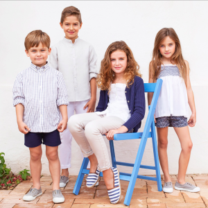 ropa peques